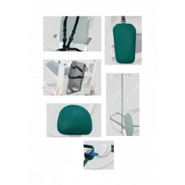 Accessoires pour chaise de transfert patient SWIFI