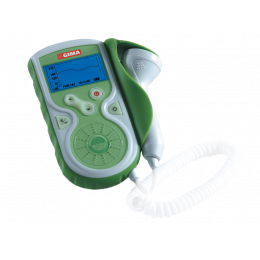Doppler foetal Gima Baby Sound (avec sonde 1 Mhz)