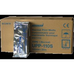 Rouleau de papier thermique Sony UPP110S (l'unité)