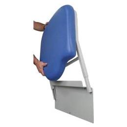 Coussin de pied amovible pour fauteuil Promotal Elite