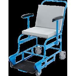 Chaise de transfert amagnétique pour obèse