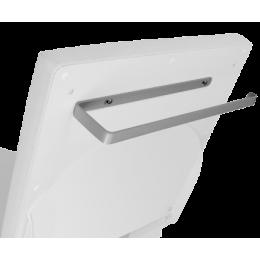 Porte rouleau (longueur maxi 50 cm) pour divan ou fauteuil d'examen Promotal