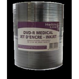 DVD Premium grade A medical - jet d'encre (100 unités)