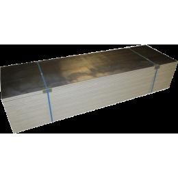 Plaques de plâtre BA13 plombées sur base Knauf Ks (format 2500 x 600 mm) f21aa0371557