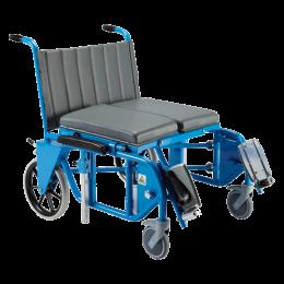 Chaise roulante amagnétique MR4588 compatible 7 Tesla