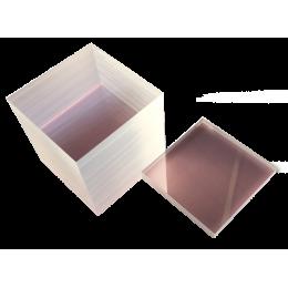 Fantôme PMMA équivalent patient 30 x 30 x 20 cm