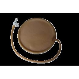 Vessie de compression ronde robinet simple