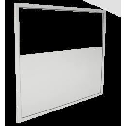 Paravent plombé panoramique - Eq pb 2 mm (par 10 cm linéaire, vendu sans verre)