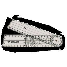 Goniomètre en plastique