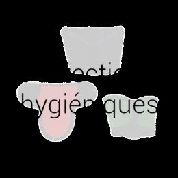 Protections hygiéniques à usage unique pour protèges gonades (300 unités)