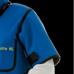 Manchette de protection / bouclier épaule anti-x 350H