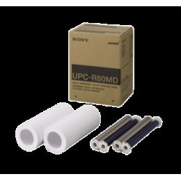 Kit d'impression couleur UPC-R80MD pour imprimante Sony UP-DR80MD