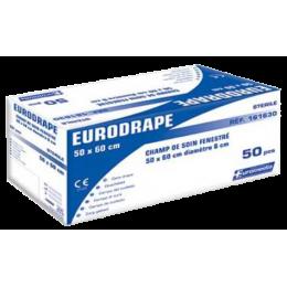 Champs de soins stériles fenestrés non-adhésifs (boite de 25)