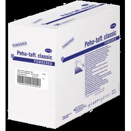 Gants de chirurgie PEHA-TAFT Latex stériles poudrés (boite de 50)