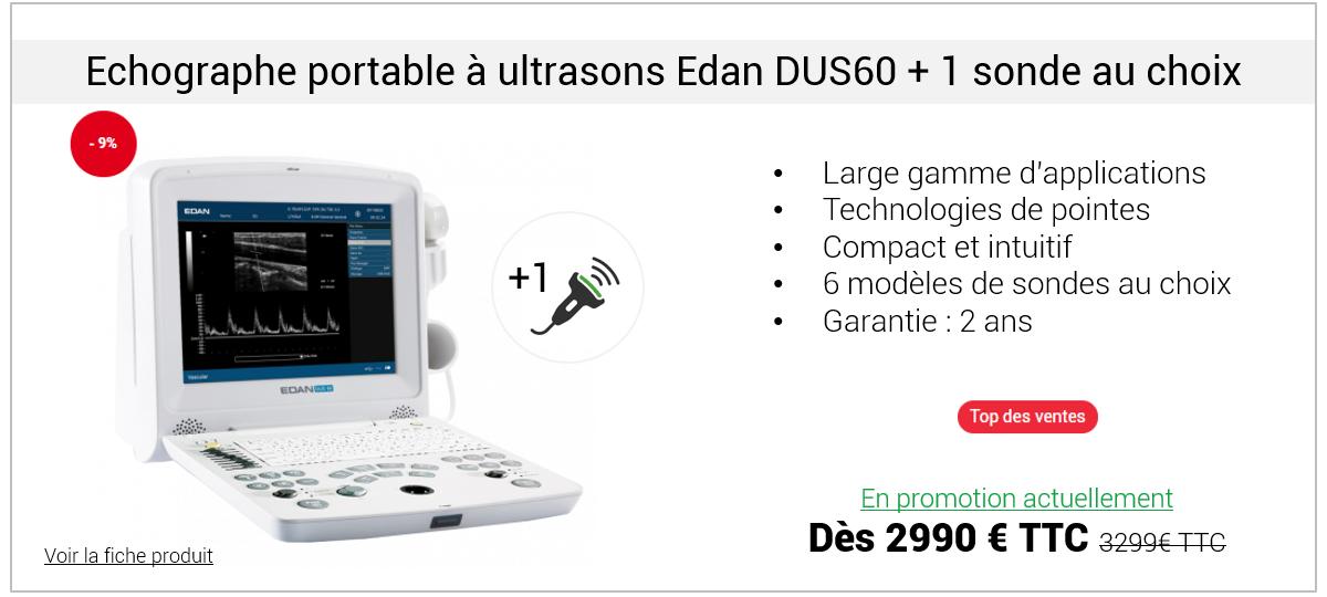 Découvrez l'Edan DUS60